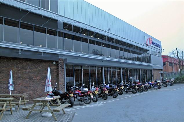 Fowlers add Moto Guzzi