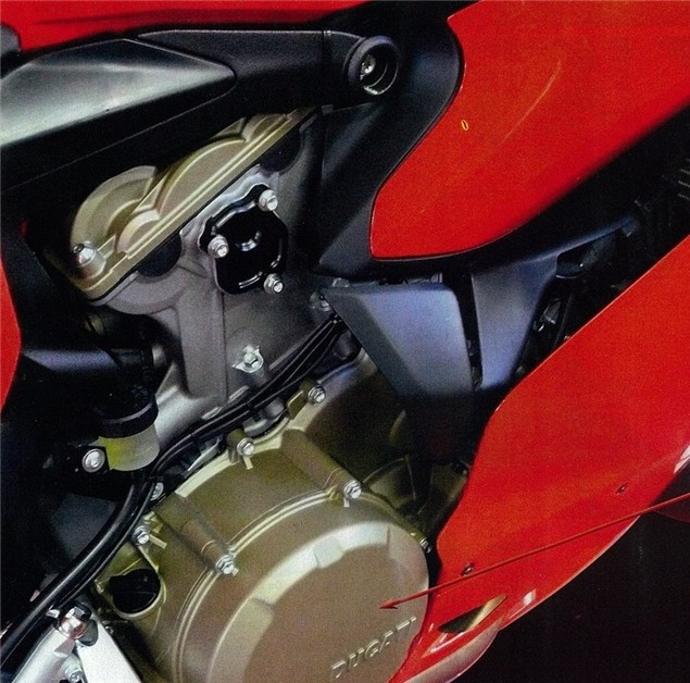 More images of Ducati's 1199