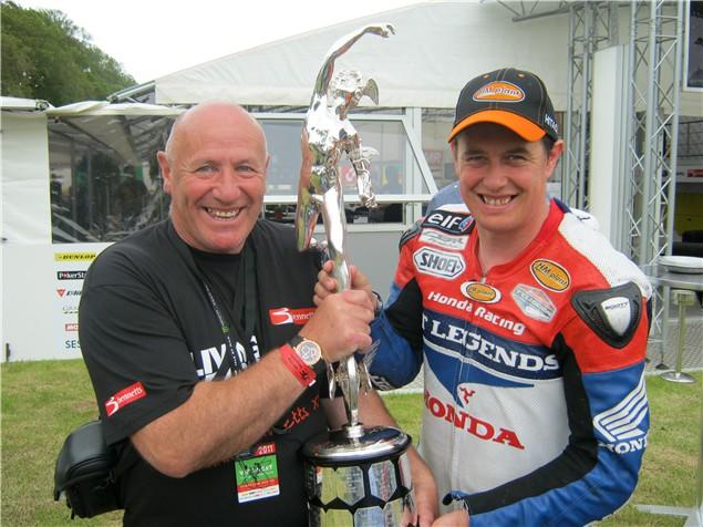 Bennetts Biker Dreams continue in 2011