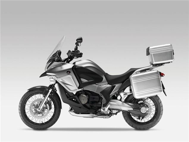 Honda Crosstourer name confirmed