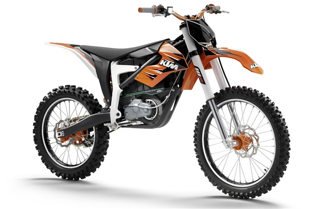 KTM Freeride: eBike out in 2012