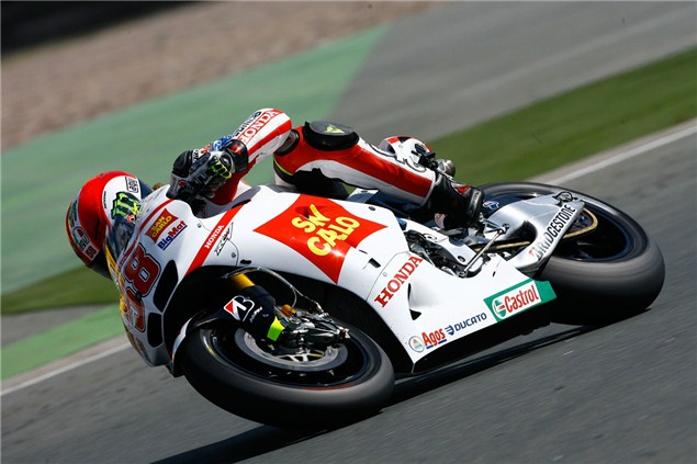 Simoncelli linked to third Ducati?