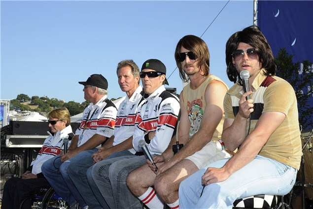 Crutchlow and Edwards: Rednecks