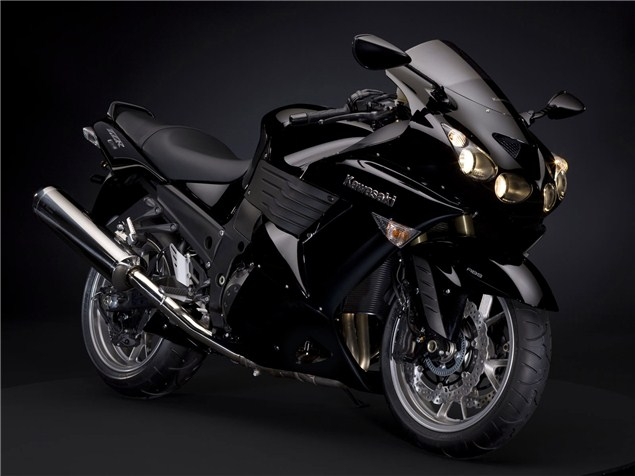 New ZZ-R1400 coming this month