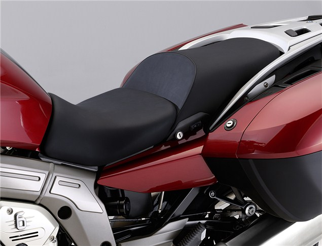 Forget active suspension, how about an active seat?