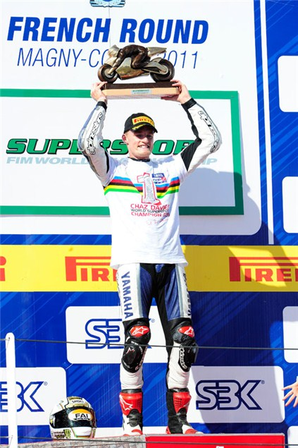 Davies secures the 2011 WSS title