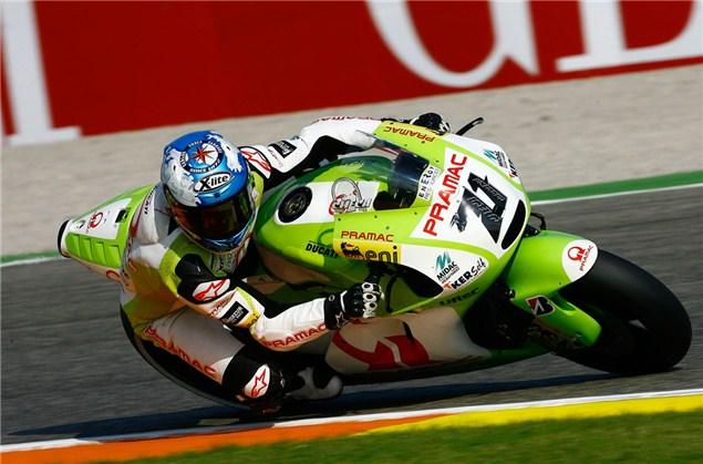 Checa to test Desmosedici GP12