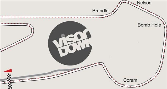 Motorcycle Track Guide: Snetterton 300