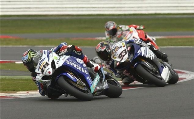 Crescent Suzuki to World Superbike