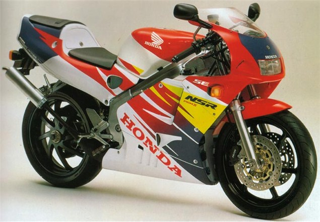 Interview with Masanori Aoki, father of the NSR250R MC28