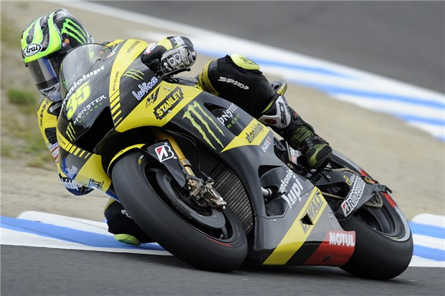 Rookie of the Year: Crutchlow vs. Abraham