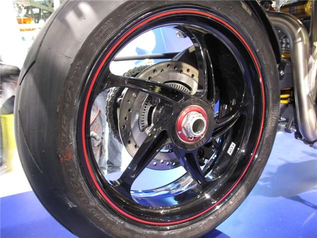 Milan: 2012 Triumph Speed Triple R