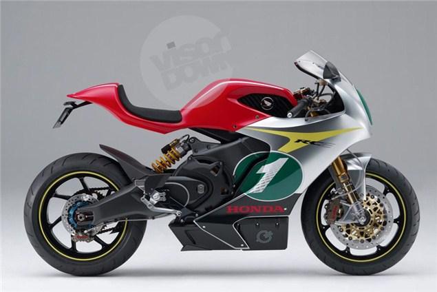 Toyko: Honda's RC-E electric concept