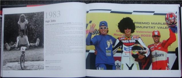 New book: Moto GP Yesterday & Today