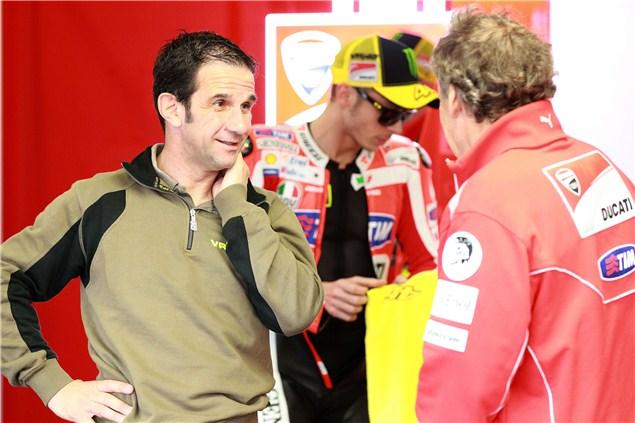 Rossi better than Stoner, says Brivio