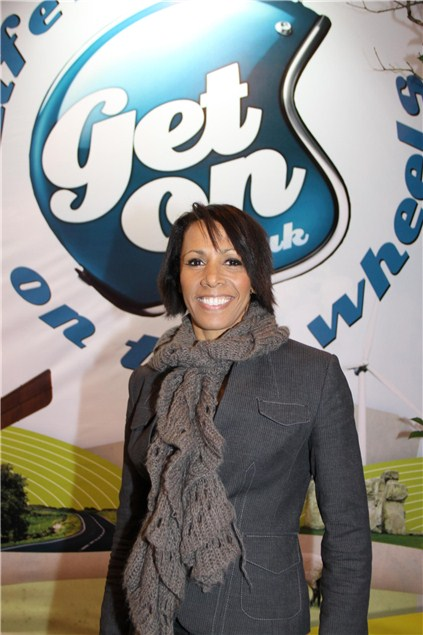Dame Kelly Holmes passes her CBT