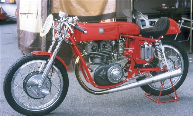 Rare Benelli 250 goes up for auction