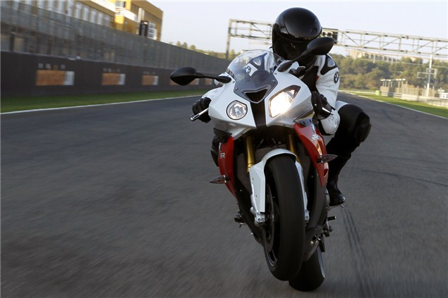 BMW hits bike sales record