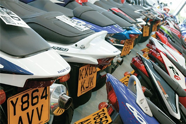 Visordown's Motorcycle Buying Checklist