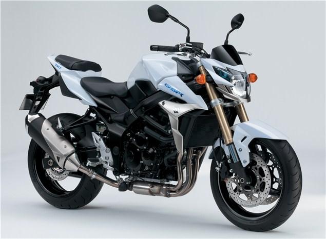 Suzuki reveal new GSR750 ABS
