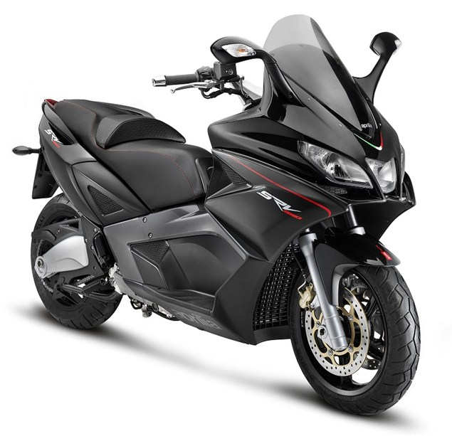 Aprilia maxi-scooter price revealed