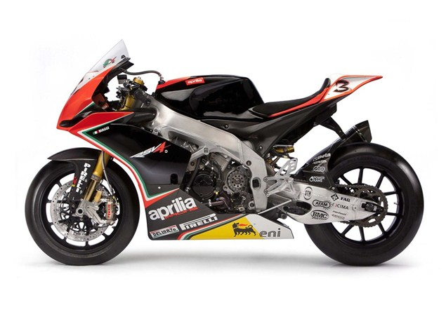 New Aprilia RSV4 expected in 2013?