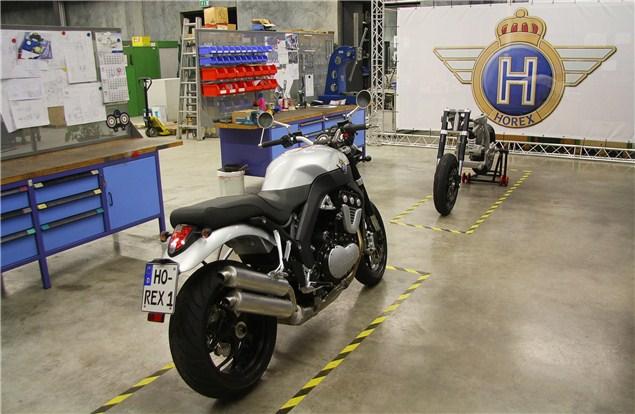 Horex V6 set for production