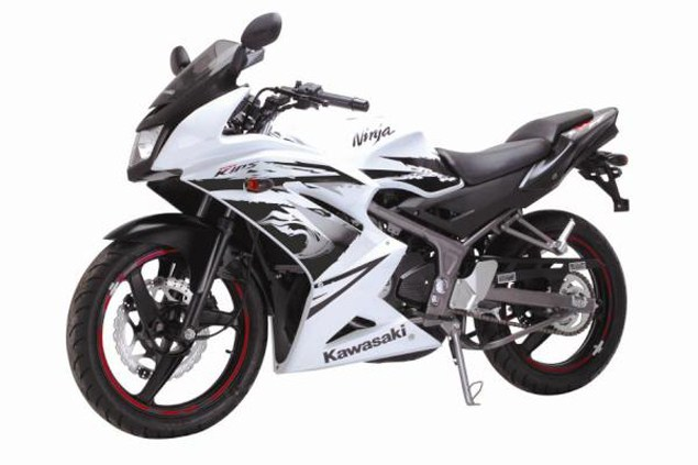 Kawasaki's new stroker sportsbike