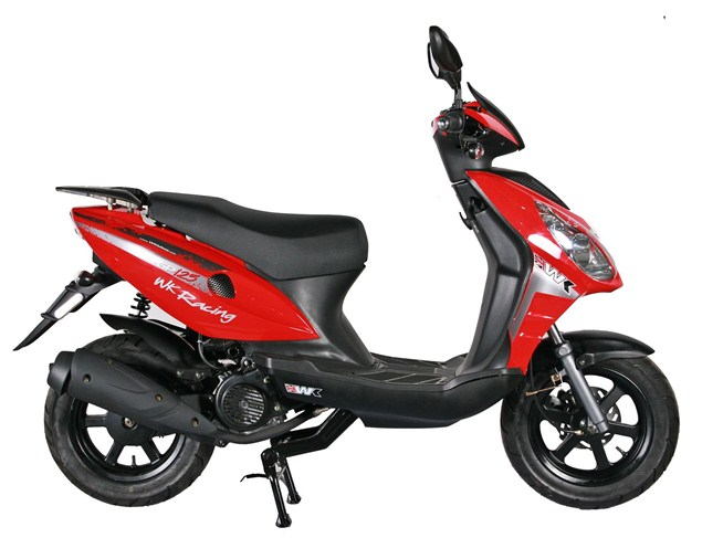 £1399 125 scooter goes on sale