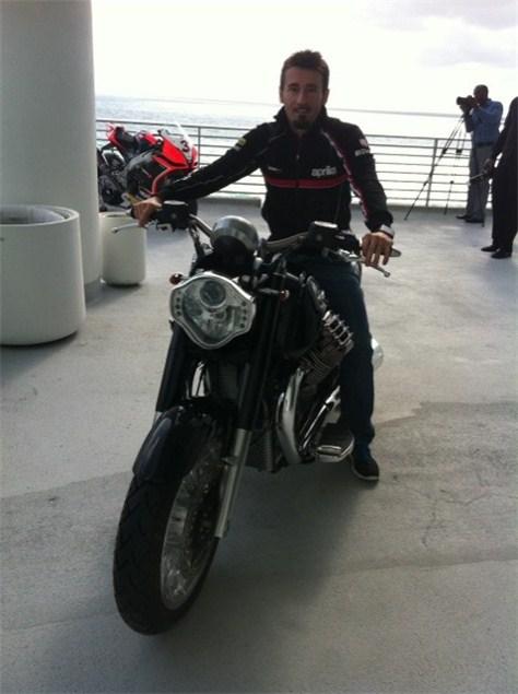 Moto Guzzi California in Miami