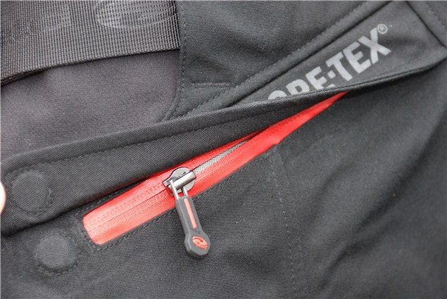 Tested: Held Cardona jacket, Frontino trousers