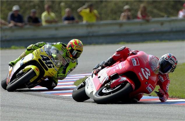 Biaggi: 'I'm blossoming, Rossi wilts'