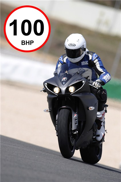 I've ridden the future and it's 100bhp