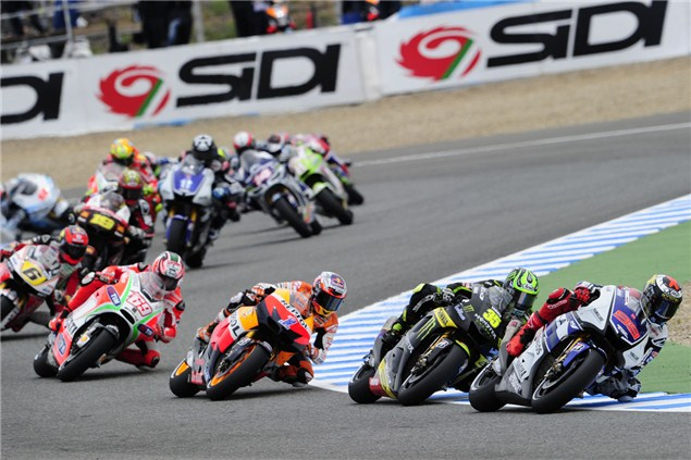 MotoGP 2012: Championship standings after Jerez