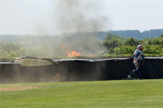 Seeley's Snetterton fireball