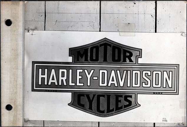 First of the 2013 Harley-Davidsons