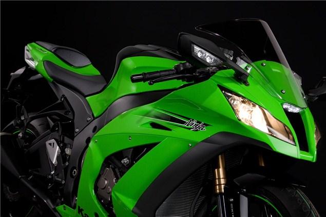 Une nouvelle Kawasaki ZX 6R en 2013?