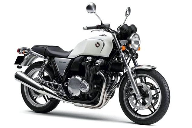 Honda CB1100 Europe bound in 2013