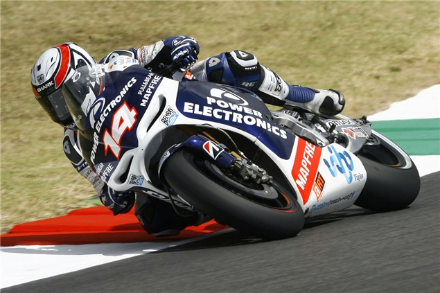 MotoGP to continue with CRTs