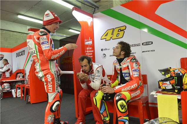Caption That: Doctor Ducati