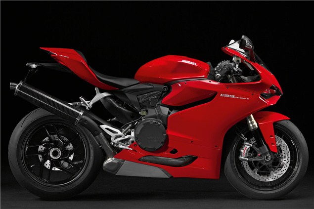 The quietest Panigale in the world