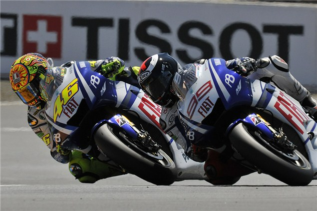 Lorenzo motivated by Rossi return