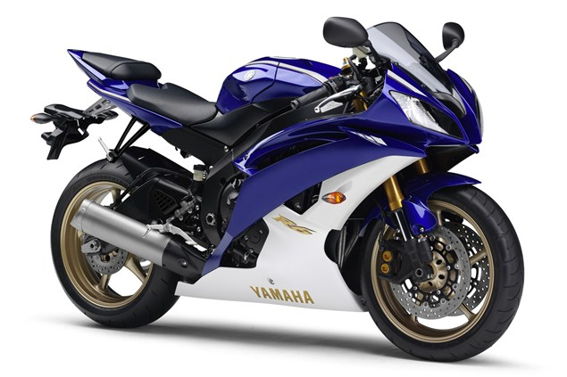 2013 Yamaha R6: no big changes planned