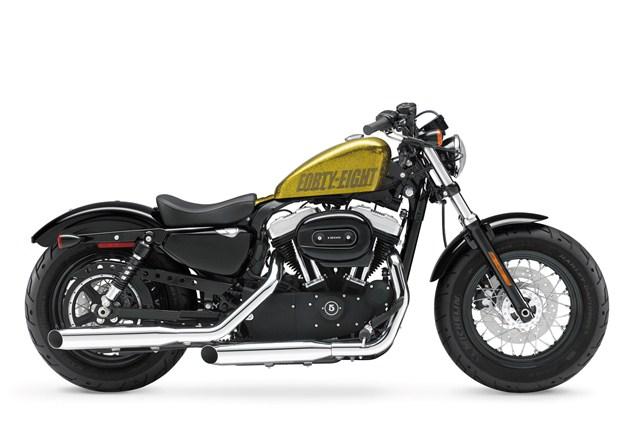 2013 Harleys: Metal-flake is back!