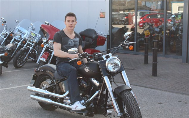 Toseland helps raise £750 for charity