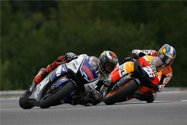 MotoGP 2012: Brno race results