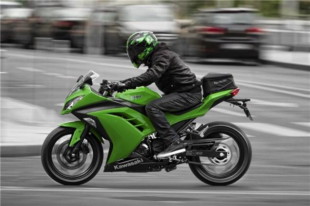 2013 Kawasaki Ninja 300 revealed
