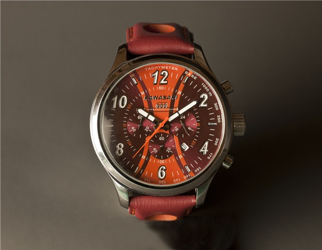 New: Kawasaki Z40 Limited Edition watch