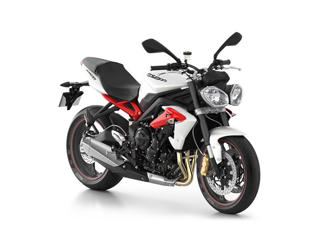 Intermot: New Street Triple revealed
