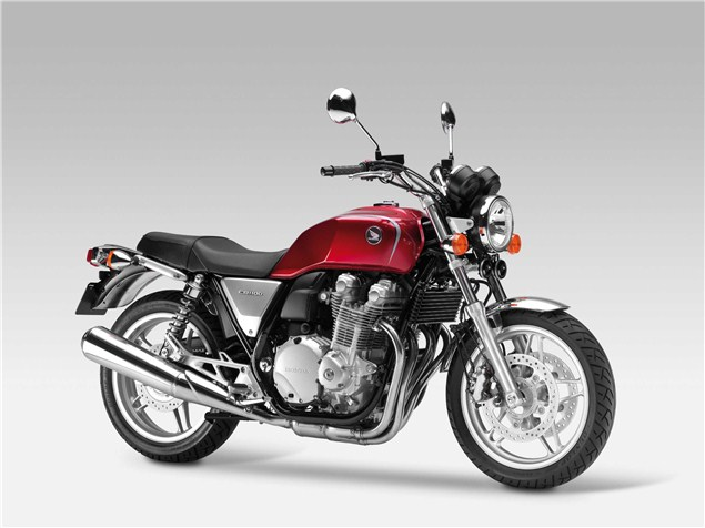 Intermot: Honda CB1100 reaches Europe